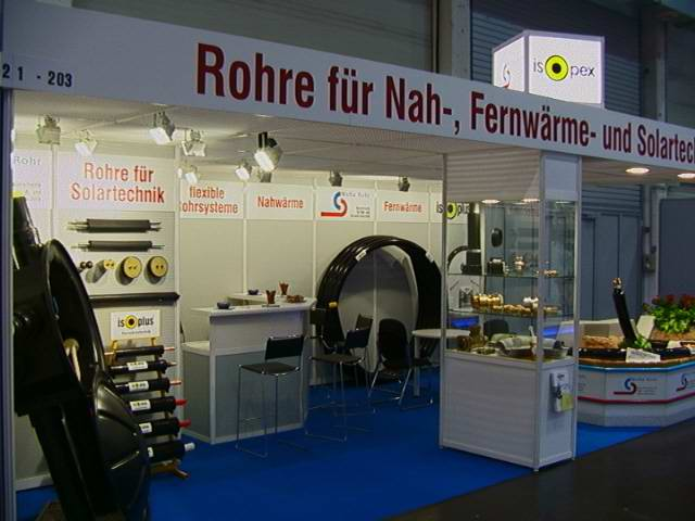 Messestand Essen